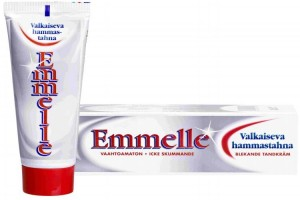 Emmelle whitening toothpaste